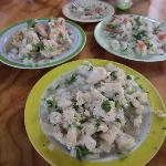 Fish, Shrimp & Conch Ceviche