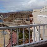 Balcony. Dec 09.