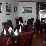 very relaxed atmosphere..cater for small functions