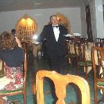 Gala dinner - last night