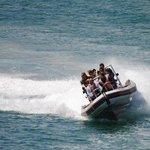 High Speed Boating Fun