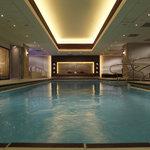 15 metre chlorine free swimming pool