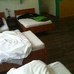 21-bed dorm