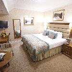 Comfy, modern rooms at The Kings Arms Hotel