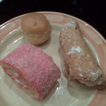 Canolli, Cream Puff and Jelly Roll