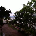 uitzicht over Mehkong rivier