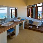 All rooms in villa have amazing views of Lake Malawi