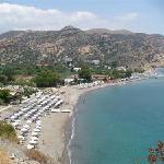 plage Agia Galini