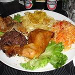 La cena cubana