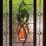 Glass doorway by Elize