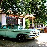 Cafe Un Mundo exterior - 2