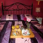 Luxury ensuite bedroom