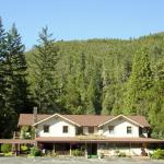 Photo de Patrick Creek Lodge and Historical Inn