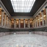 The splendid Marble Hall