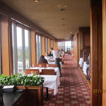 Restuarant Interior with Amazing View