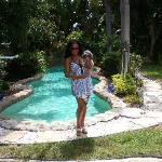Love the backyard!