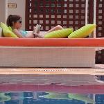 Foto de Serendipity Beach Resort