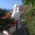 chiesetta nel villaggio
