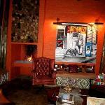 Caia Canmp Lounge