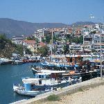 Limenaria harbour