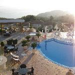 Photo de Dionysos Village Resort