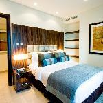 Three Bedroom Apartment - Guest Bedroom