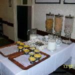Foto de Lancaster Hall Hotel