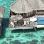 Our room: a view from the sky