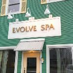 Evolve Spa is located in the quaint Look Out Landing near Oinks Dutch Treat and the Third Coast