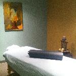 massage therapist room 2