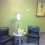 evvolve spa new buffalo, WiFi available one of our relaxation areas