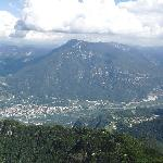 Trento dal Bondone