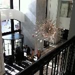 Elysian front lobby