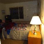 Bedroom unit.