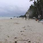 White Sand Beach, 5 min walk