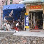 Artist's Stalls