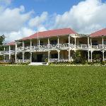 R.L.Stevenson's 'Vailima', Apia, Samoa