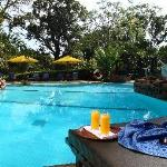 Sarova Mara Swimming Pool