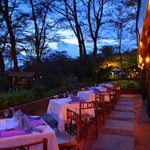Sarova Lion Hill Game Lodge Restaurant