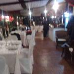 parte della sala ristorante