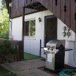 door and grill