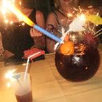 fish bowl! small they do bigger!