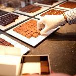 Handmade chocolates VANDERDONK Fine Chocolates