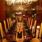 Private Dining - Tiffin Room