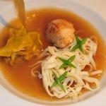 Sopa Asiatica de Wanton /  Asian Wanton Soup