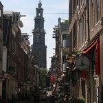 The Jordaan, Amsterdam - Assagi on the RHS