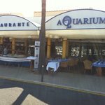 Photo de Restaurant Aquarium