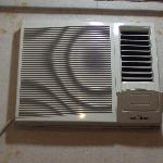 Very cool aircond! adjust it to your level.