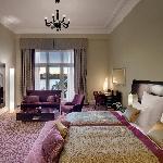 Zimmer mit Alsterblick