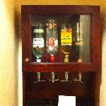 Botellas minibar
